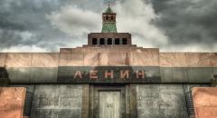 Мавзолей Ленина. Достопримечательности Москвы (доклад для 2 класса)