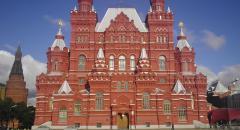 Исторический музей - достопримечательность Московского Кремля