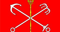 Описание герба Санкт-Петербурга (для детей 2 класса, окружающий мир)
