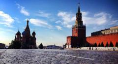 Достопримечательности Московского Кремля. Красная площадь