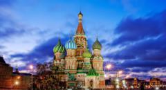 Достопримечательности Москвы. Храм Василия Блаженного (описание для детей)