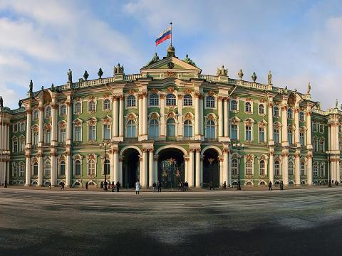 Зимний дворец в Санкт-Петербурге (доклад по Окружающему миру для 2 класса)
