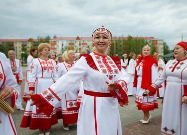 Традиции народов России для детей (окружающий мир, 2 класс). Чувашские традиции (Мăнкун)
