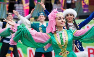Традиции народов России для детей (окружающий мир, 2 класс). Как татары празднуют Сабантуй
