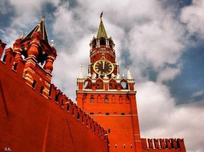 Достопримечательности Московского Кремля. Спасская башня