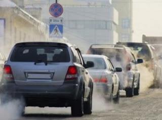 Что загрязняет воздух? (2 класс, окружающий мир)